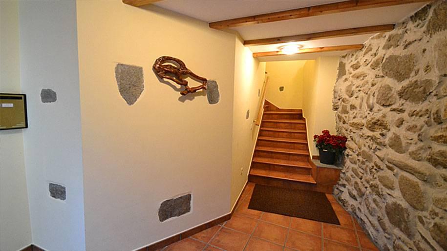 Entrada a los apartamentos Doña Petra